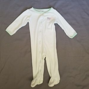 Baby Girl's, Long Sleeved, Carter's, One Piece